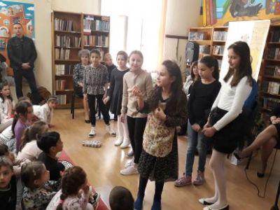 Походът на книгите 02.04 - 05.04.2019г. - ДГ 123 Шарл Перо - София