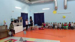 Малките участници в голямото движение - ДГ 123 Шарл Перо - София